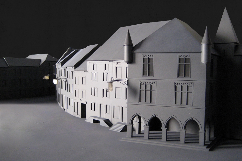 Ausstellungsmodell